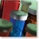 child resistant prescription bottle